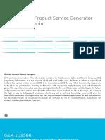 GE Generator