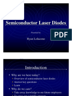 Semiconductor Laser Diodes
