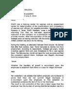 BURDEN OF PROOF Noblejas v. Italian Maritime Academy.docx
