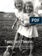 Family Search Memories