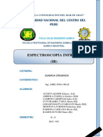 Informe de Organica(Ir)