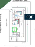 72o Sft House Plan