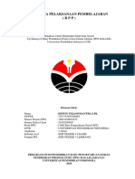RPP Perlawanan Terhadap Kolonialisme dan Imperialisme - Kelas VIII SMP - Erwin Tejasomantri