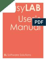 Easylab User Manual