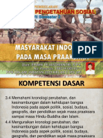 Masyarakat Indonesia Pada Masa Praaksara - IPS Kelas VIII SMP - Erwin Tejasomantri