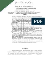 Sexta Turma Reconhece Ilegalidade Em Não Realização de Audiência de Custódia No CE e Oficia Ao CNJ