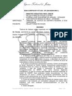 Sexta Turma Nega Habeas Corpus a Advogado Acusado de Denunciação Caluniosa Contra Promotor