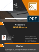 Hob Rooms Ppt