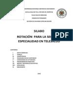 Silabo RotacionTelesalud Final