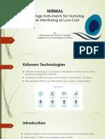 Kritsnam Technologies - NHP Guwahati