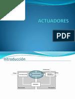 Presentación Actuadores
