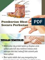 Penetrasi perkutan