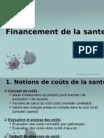 CH5 Financement de La Santé