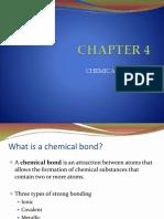 Chapter 4 Chemical Bonding