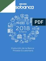 Evolución de La Banca - 01 - 2018