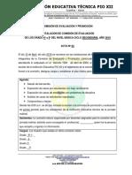 Modelo Acta General Comision Periodo III