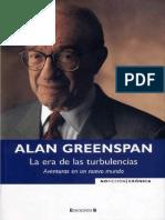 (Alan Greenspan) La era de las turbulencias.pdf