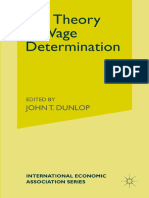 T 20 A NOOO [International Economic Association Series] John T. Dunlop (eds.) - The Theory of Wage Determination_ Proceedings of a Conference held by the International Economic Association (1957, Palgrave Macmillan UK).pdf