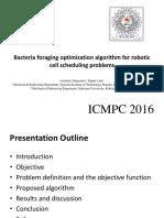 Icmpc Presentation 1 Arindam Majumder