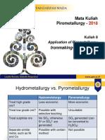 Kuliah 8-Application of Pirometallurgy-Ironmaking-2018.pdf