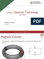 L14 - Series Magnetic Circuits