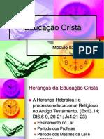 AULA- Educação Cristã 01