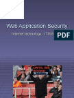 Lecture 12. Web Application Security