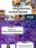 Hollywoodization of Filipino Movies