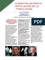 LA GRAN MENTIRA SATÁNICA DEL RAPTO ANTES DE LA TRIBULACIÓN.pdf