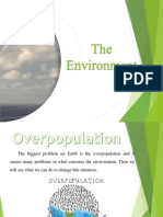 Overpopulation  English