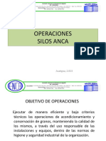 Descripcion de Operaciones