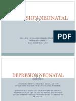 Depresion Neonatal