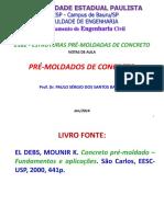 Pre-Moldados Livro Mounir Cap. 10