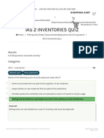 IAS 2 Inventories Quiz |