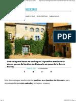 Una ruta para hacer en coche por 10 pueblos medievales Girona.pdf