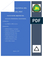 Ergonometria y Antropometria