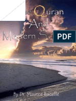 The Quran and Modern Science