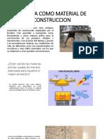 Grupo 7 - La Roca Como Material de Construccion