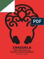 2019 Festival  Zarzuela