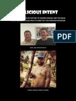Malicious Intent - Nikolas Cruz's Accomplice