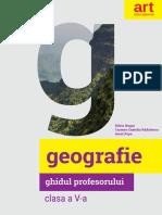 Romania Harta Geomorfologica