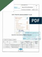BLA-FTP-H-PD-00-002 Rev. 1  AFC  STAMP SITE TRAFFIC MANAGEMENT PLAN.pdf