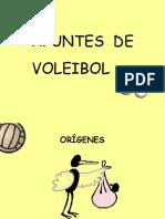 Voleibol. Ppt