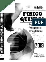 SOLUCIONARIO FISICOQUIMICA TERCER PARCIAL