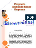 proyecto PRESENTACION