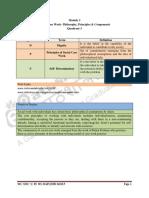 Module 3 Philosophy, Principles & Components of Social Case Work Ref