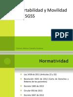 Portabilidad y Movilidad en SGSS - Dra Carmén Helena Castaño.pdf