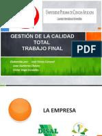 Ppt_tf_gestion de La Calidad Total