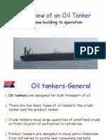 An Oil Tanker
