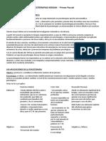 MINI RESUMEN PSICOTERAPIAS KEEGAN (1).doc